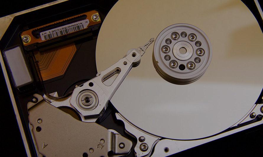 Choosing a hard drive for storage